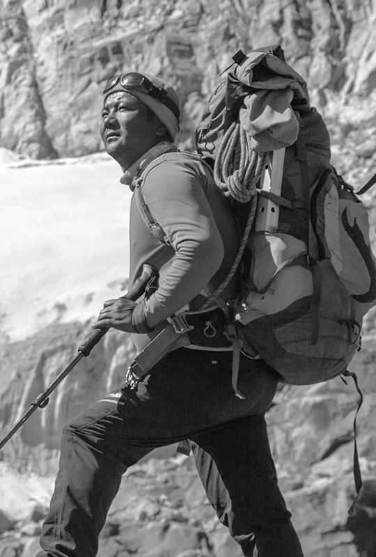 Himalayan Mountain Sherpa
