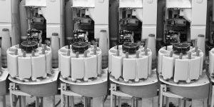 Spinning mill equipment