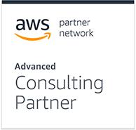 Amazon Web Services Advanced Consulting Partner logo
