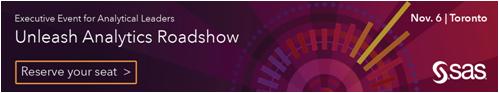 Unleash Analytics Roadshow